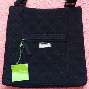 Quilted Vera Bradley Crossbody Bag